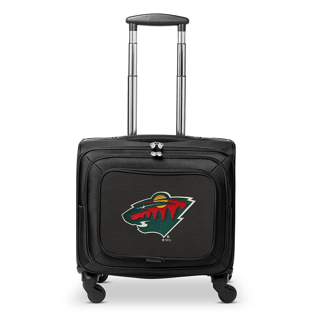 Minnesota Wild 16-in. Laptop Wheeled Business Case