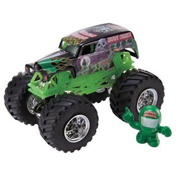 Hot Wheels Monster Jam 1:64 Grave Digger Truck