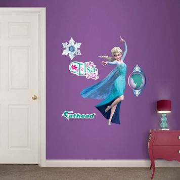 Disney Frozen Elsa Wall Decals by Fathead