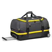 High Sierra Sportour 28-Inch Wheeled Drop-Bottom Duffel Bag