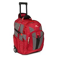 High Sierra Wheeled 17 in Laptop Backpack