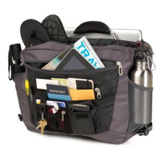 High Sierra TSA 17-in. Laptop Messenger Bag