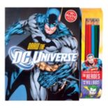 Draw the DC Universe by Klutz