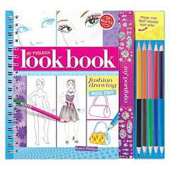 My Fabulous Look Book by Klutz