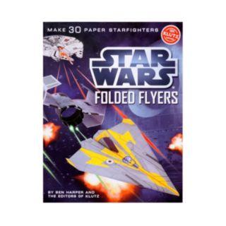 Star Wars Folded Flyers by Klutz