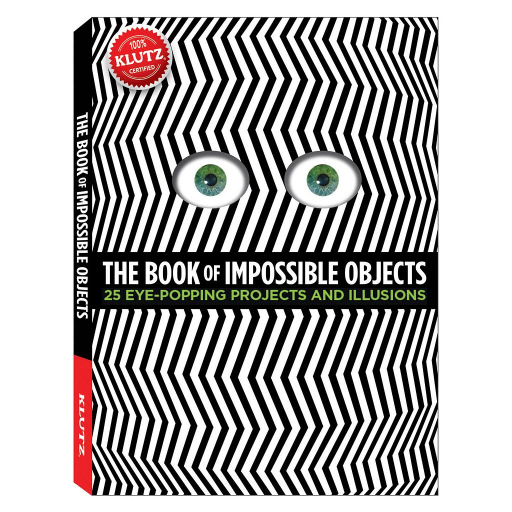 The Book of Impossible Objects by Klutz
