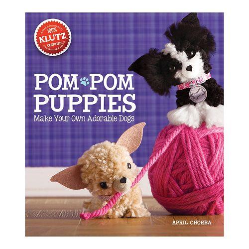 Pom-Pom Puppies by Klutz