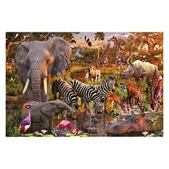 Ravensburger African Animals 3000-pc. Puzzle by