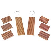 Cedar Fresh 8-pc. Block & Hang Up Set