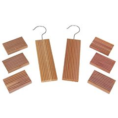 Cedar Fresh 8 pc Block & Hang Up Set
