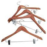 Cedar Fresh 4-pk. Skirt Hangers