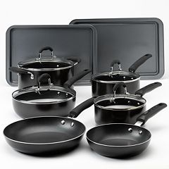 Food Network™ 12 pc Nonstick Cookware Set