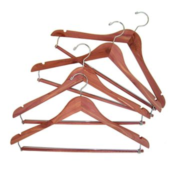 Cedar Fresh 4-pk. Hangers with Locking Bar