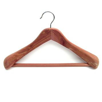 Cedar Fresh Coat Hanger