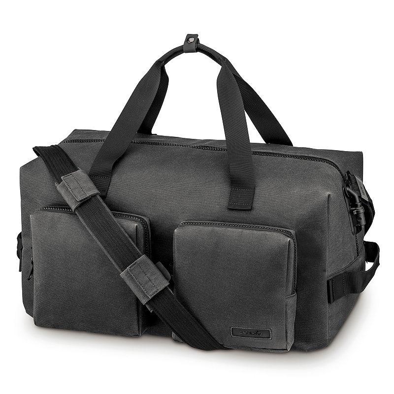 Pacsafe Instasafe Z600 RFID-Blocking Weekender Duffel Bag