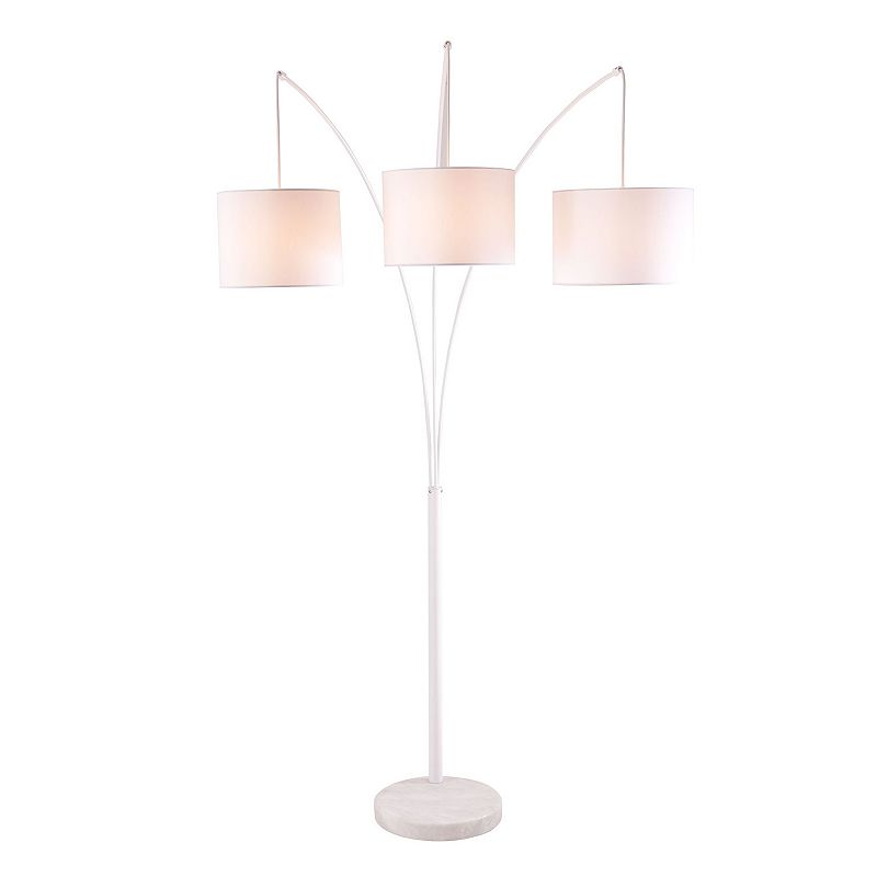 Zuo Pure Lightsail Floor Lamp (White)