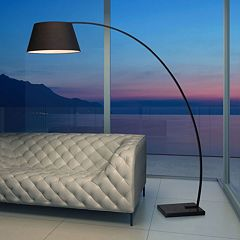 Zuo Pure Vortex Floor Lamp
