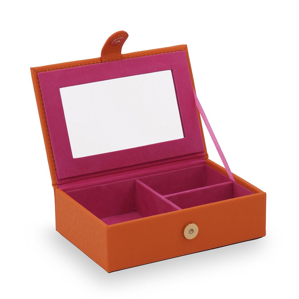 WOLF Brighton Travel Jewelry Box
