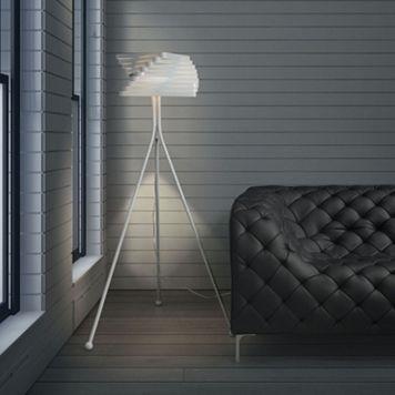 Zuo Pure Sirius Floor Lamp