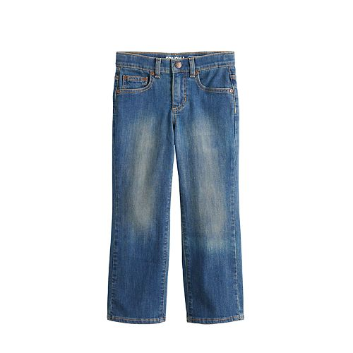 7010d838 Boys 4-7x SONOMA Goods for Life™ Relaxed Jeans in Regular, Slim ...