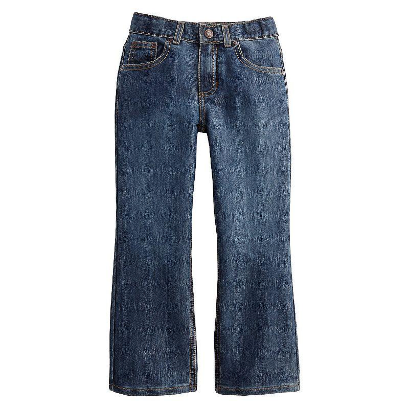 Boys 4-12 Sonoma Goods For Life Relaxed Jeans in Regular, Slim & Husky, Boy's, Size: 7 SLIM, Blue