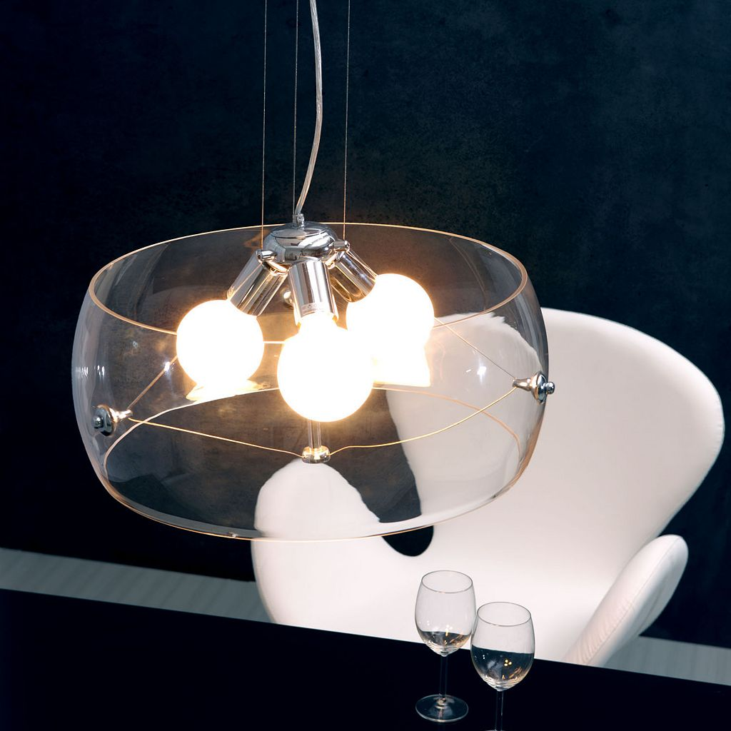 Zuo Pure Asteroids Chandelier