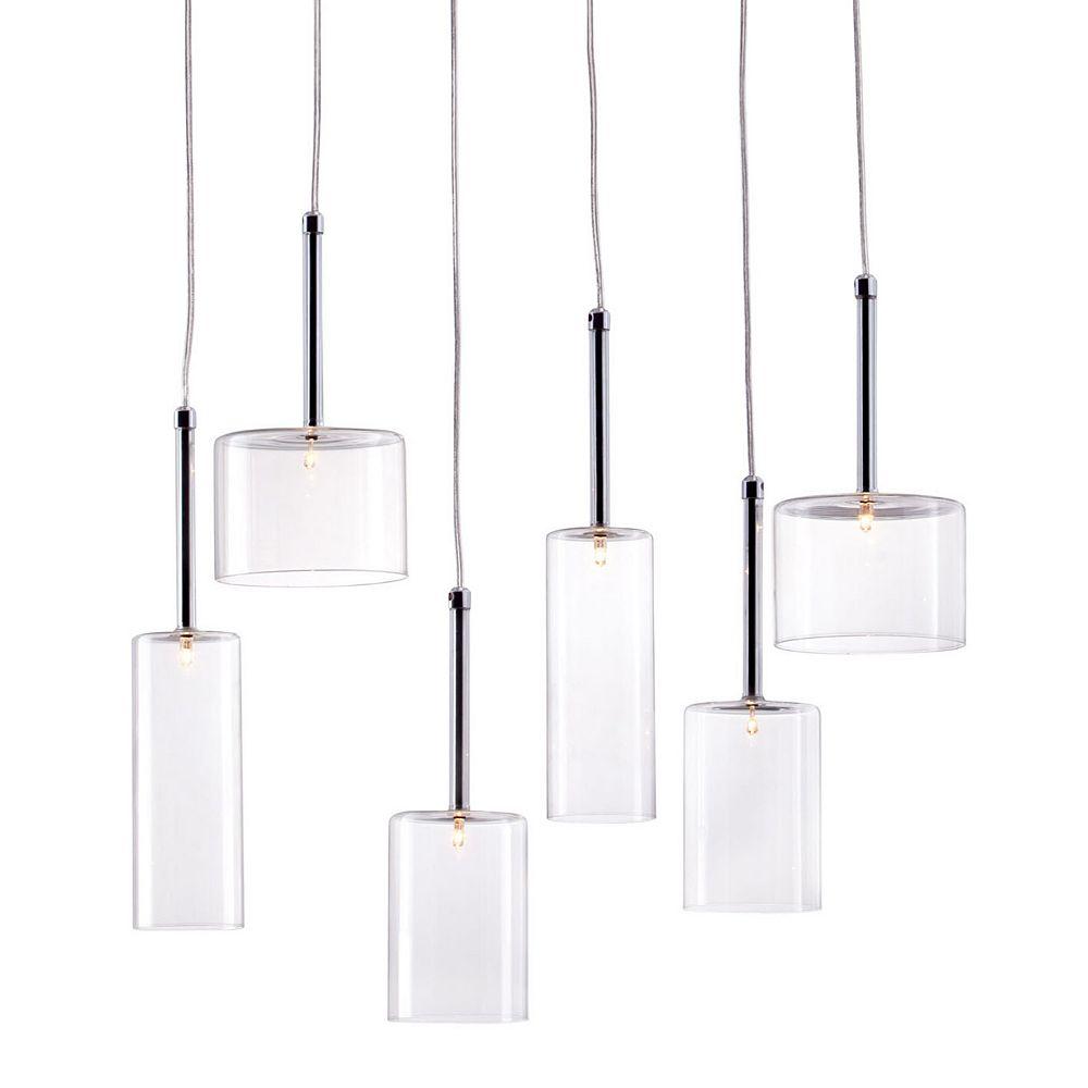 Zuo Pure Hale Pendant Lamp