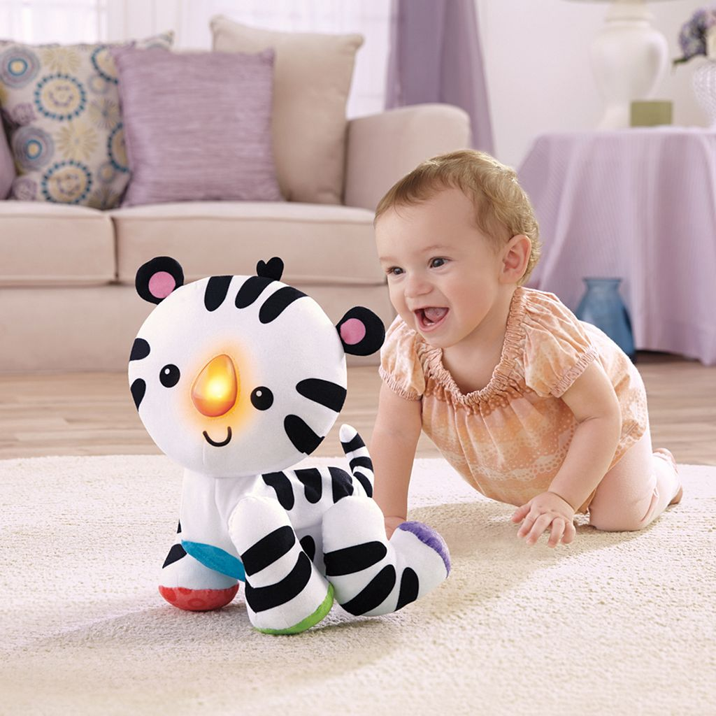 Fisher-Price Touch N Crawl Tiger