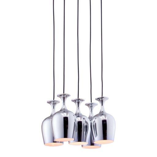Zuo Pure Ice Pendant Lamp