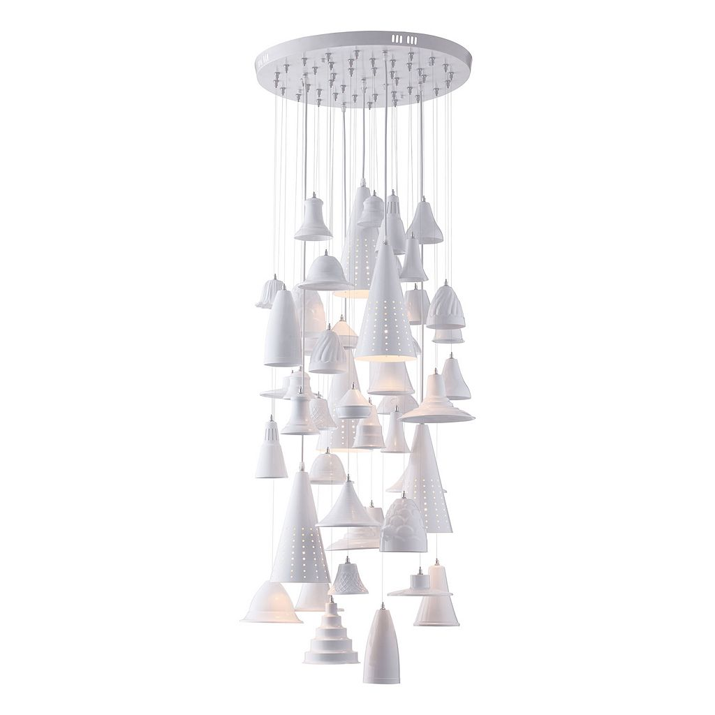 Zuo Pure Climate Chandelier