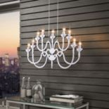 Zuo Pure Supercell Chandelier