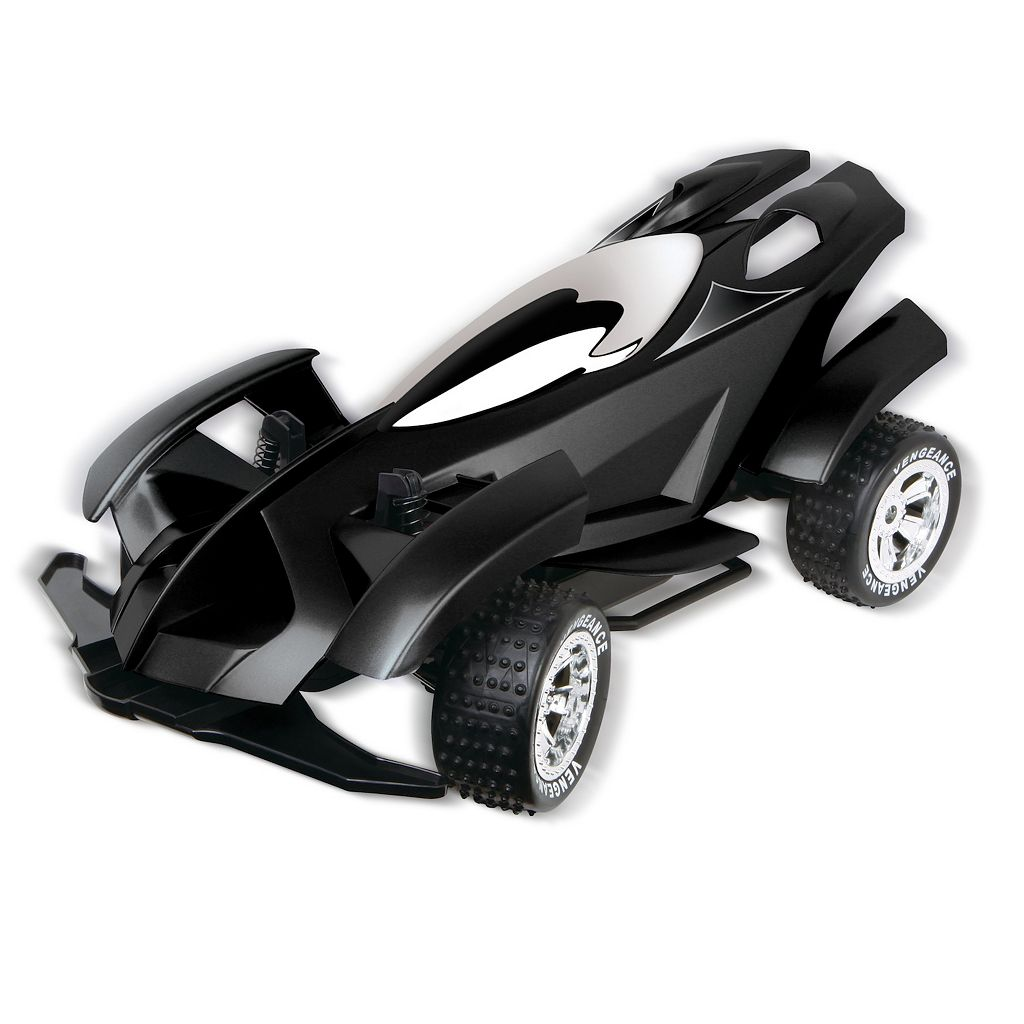 The Black Series RC Vengeance Car