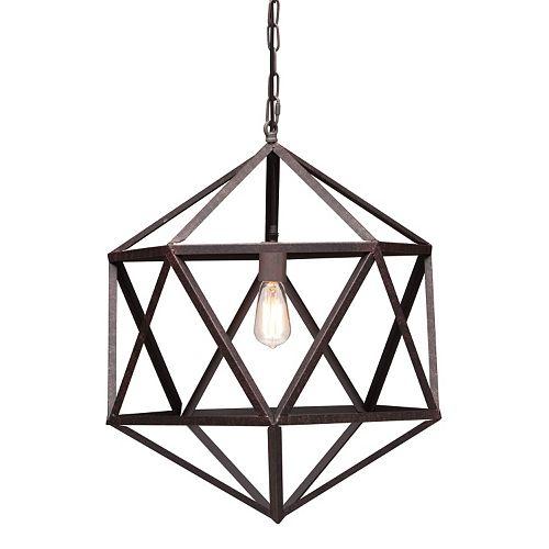 Zuo Pure Amethyst Pendant Lamp