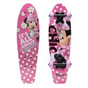 Disney Minnie Mouse 21 in Wood Cruiser Skateboard - Kids