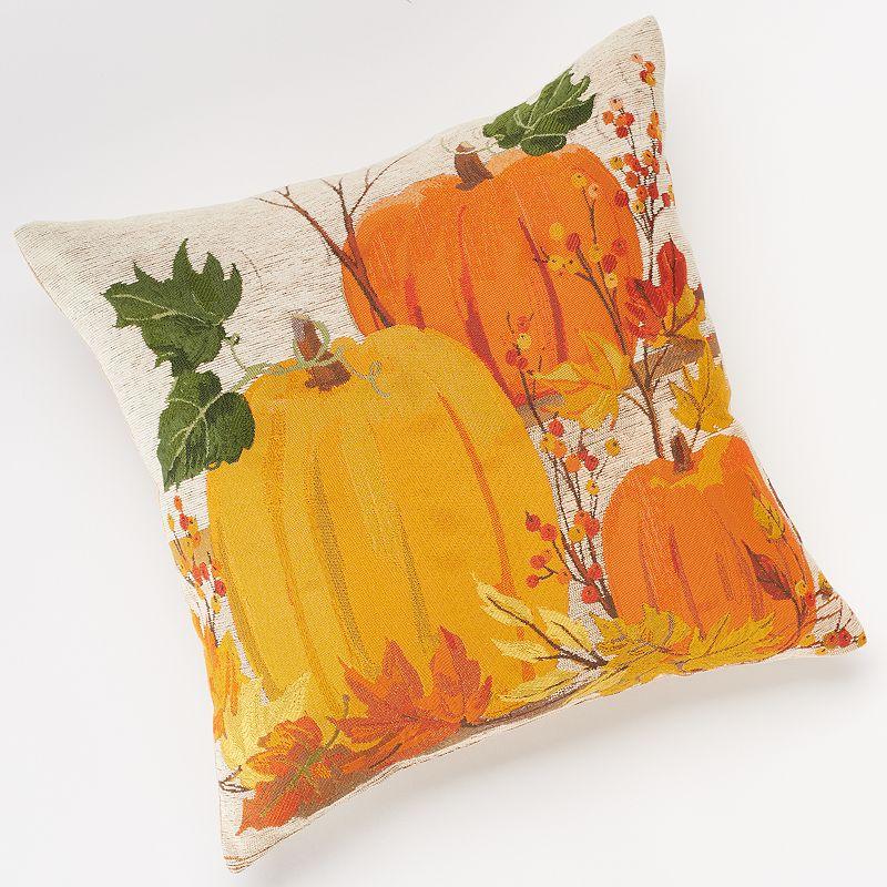 Design Woven Pillow Kohl s