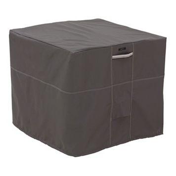 Classic Accessories Ravenna Square Air Conditioner Cover - Outdoor