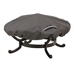 Classic Accessories Ravenna 68 in Fire Pit Cover - Outdoor