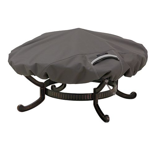 Classic Accessories Ravenna 52 In Fire Pit Cover Outdoor