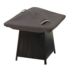 Classic Accessories Ravenna Square Fire Pit Cover - Outdoor