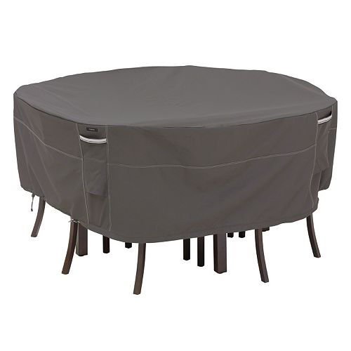 Classic Accessories Ravenna 96-in. Table & Chair Set Cover - Outdoor