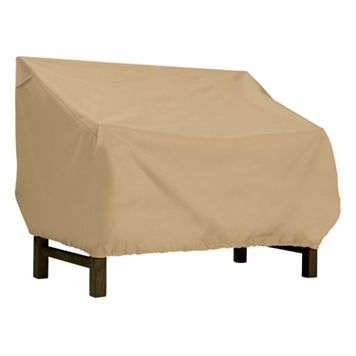 Classic Accessories Terrazzo Patio Bench Cover - Outdoor