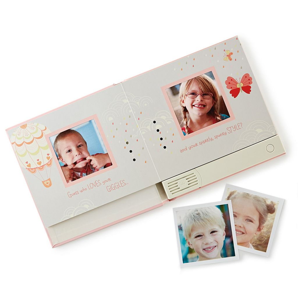 Hallmark Guess Who Loves You Recordable Photo Album