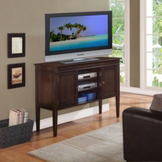 Simpli Home Carlton TV Media Stand