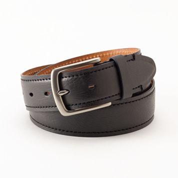 Big & Tall Levi's Stitched Belt