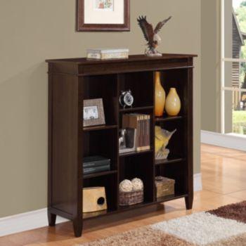 Simpli Home Carlton 9-Cube Storage Organizer
