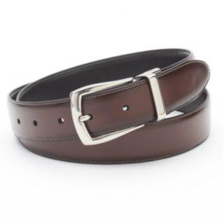 Croft & Barrow® Soft Touch Reversible Belt - Men