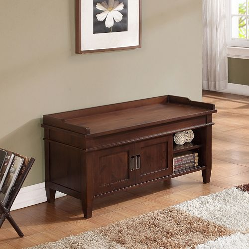 Entryway Mud Room Benches Furniture Furniture Decor Kohl 39 S