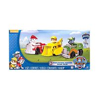 Paw Patrol Marshall, Rubble & Rocky Racers Team Pack by Spin Master