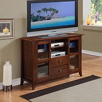 Simpli Home Devon TV Media Stand