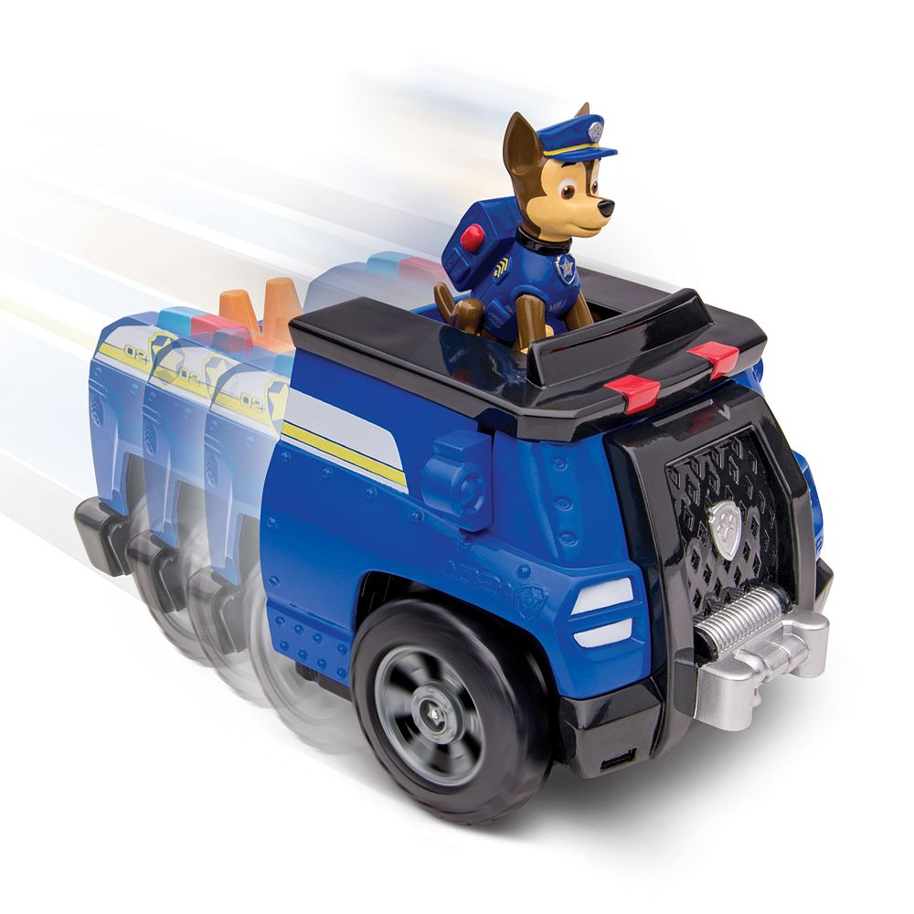 Paw Patrol On A Roll Chase Deluxe Cruiser Set By Spin Master